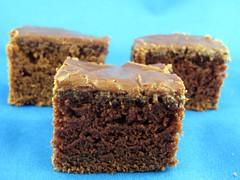 Buttermilk Cake Squares