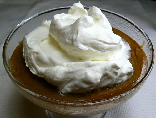 Butterscotch Pudding!