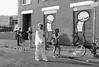 24 hour party people (Ian Brumpton) Tags: street party urban blackandwhite bw london blancoynegro blackwhite noiretblanc candid londres citystreets bricklane 24hourpartypeople captainsensible londonstreetphotography scattidistrada