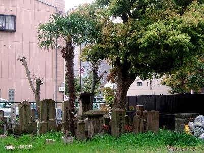 浜の墓(南浜墓地)