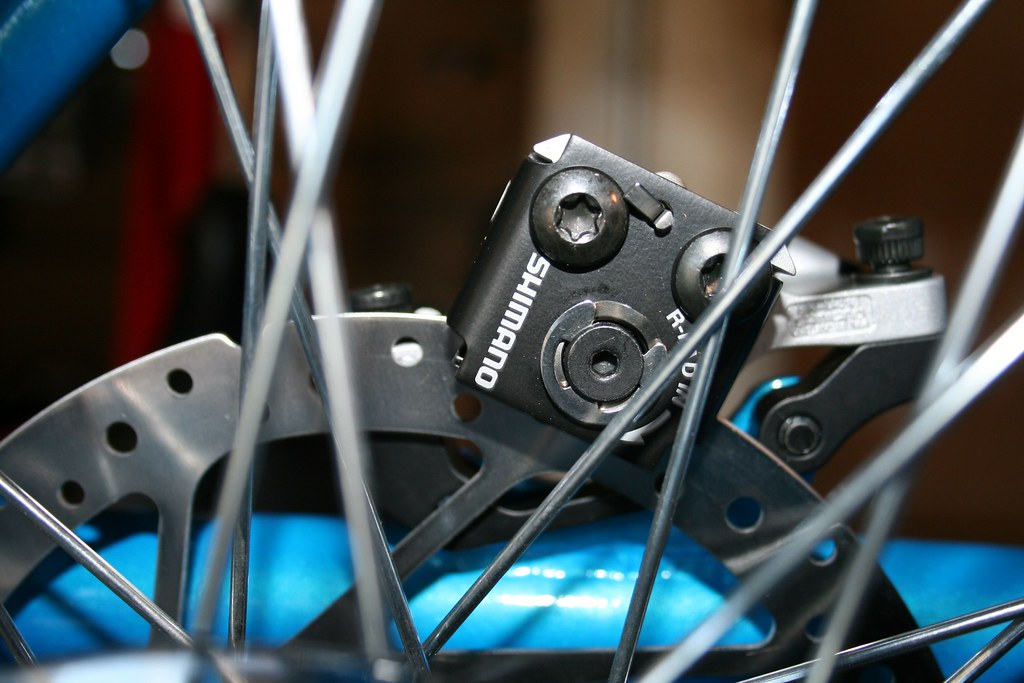 Shimano Mechanical Rear