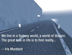 Iris Murdoch Quote