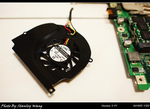 BenQ S32W 支解