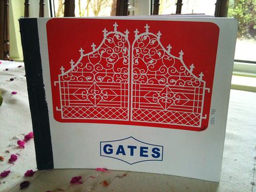 gate book