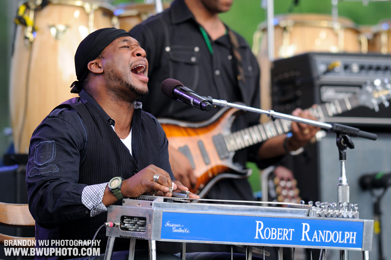 Robert Randolph @ Earth Day Climate Rally