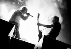 Prodigy / Keith Flint @ Zenith - Nantes (David Gallard (Mr Guep)) Tags: show music rock concert nikon punk live gig techno prodigy breakbeat zenith keithflint liamhowlett smackmybitchup maximreality d700 lastfm:event=1296284