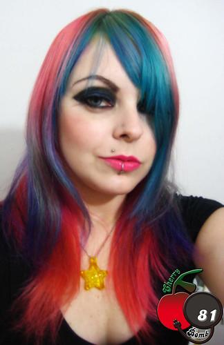 Makeup Girl - Tentando ser sexy?