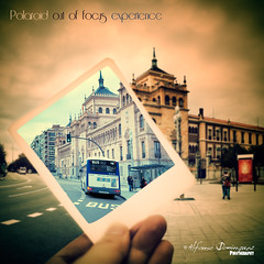 (Frontpage)(explore) Polaroid out of focus experience (Alfonso Domnguez Lavn) Tags: clouds project out landscape geotagged polaroid photography photo nikon focus all cloudy paisaje explore rights experience nubes faux academia nublado unreal fotografia frontpage reserved copyrighted d90 caballeria explored nikond90 geoposicionado desendocado wwwalfonsodominguezes alfonsodominguez fdv2010 unrealphotoproject ettyimagesspainq1