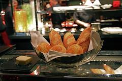 L'Atelier de Joël Robuchon, Las Vegas - Bread basket