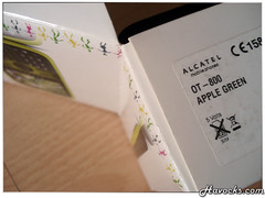 Alcatel OT-800 - 03