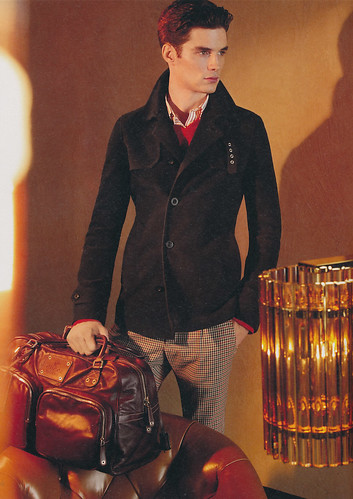 GUCCI AW09 Catalog_505_Casey Taylor