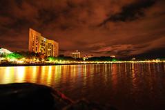 Kuching Riverfront@ Sarawak 2010 (katunX) Tags: trip wedding sarawak malaysia riverfront kuching 2010 katunx