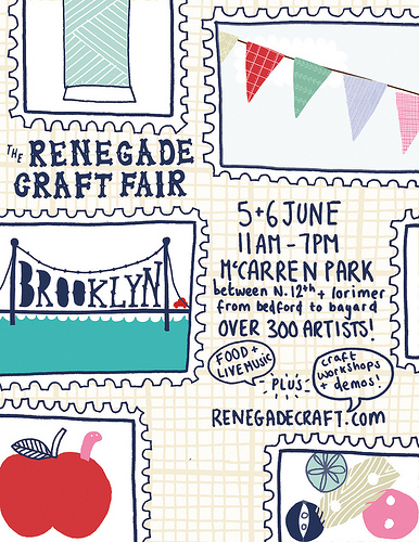 SEE US AT RENEGADE BROOKLYN