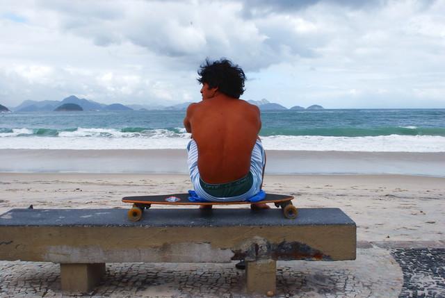Skate, waves RJ