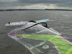 Brand New RRD Easyride 180lt Windsurf Board & Goya Guru 4.5m2 Windsurf Sail
