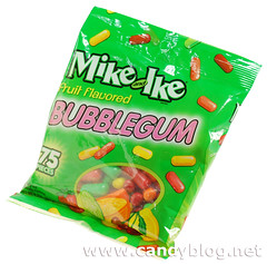 Mike and Ike Fruit Flavored Bubble Gum