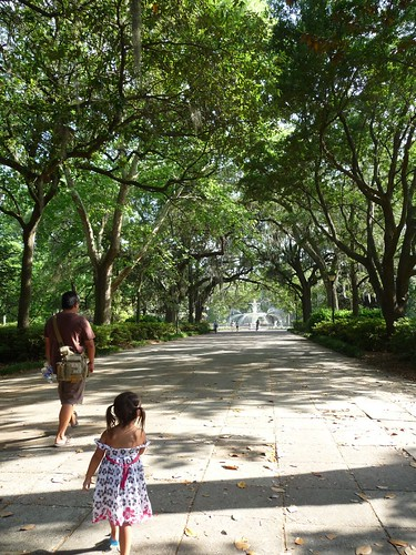 forsyth park.
