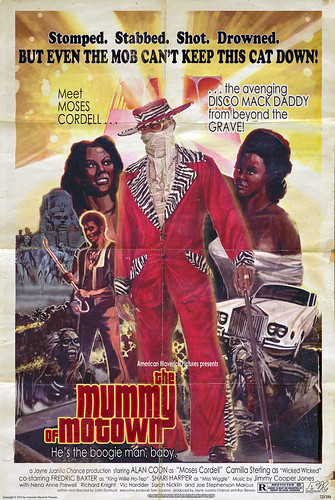 MUMMY OF MOTOWN / Stephen Romano