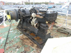 More on the windlass
