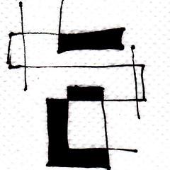 ebc_artedigital_infogravura_ 21-10-2008 15-43-10 (Enio Castelo) Tags: bw arte pb artedigital pretoebranco desenho geometria pretobranco guardanapo guardanapos infogravura geometrismo eniocastelo eniocastelofotografia eniocasteloimagens