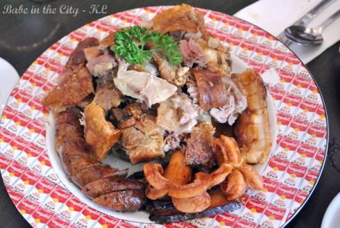 Farmer's Platter RM95