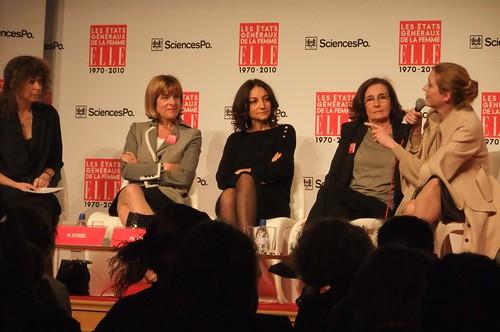 Etats Généraux de la Femme 2010 / Elle