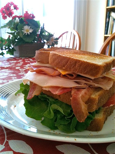 The Awesome Sandwich!