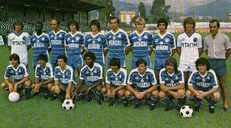 bastia 1981-82
