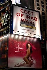 digi0099_094.jpg (the shot of life) Tags: usa newyork timesquare manhatten politikpolitics nordamerikanorthamerica nachtansichtnightview werbungadvertisment