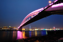"LuPu Bridge in Shanghai (steadfast1898) Tags: world city river bravo cross expo elite pro carbon better compact ""long 2010 guo exposure"" zhongguo 6x ""shanghai ""spring river"" life"" china"" ""better magazine"" ""nikkor bus"" nikkor1735f28 shanghai"" arcbridge ""huangpu nikond700 ""ni ""pudong tripod"" traveler's backpack"" ""macao gt1541t spring2010 hao"" 2010"" ""gitzo pudonghaungpuriver gitzogt1514t clikelitecompactprobackpack bshanghaiworldexpo2010b chinapudongmay ""clik ""zhong guo"" ""shibo 1735f28"" ren"" ""steadfast1898"" ""ji"
