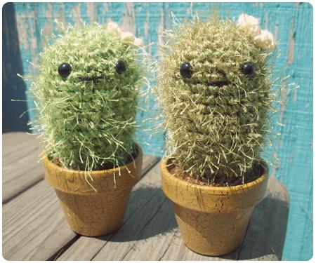 Amigurumi Cactus : Amigurumi cactus the lost notebooks