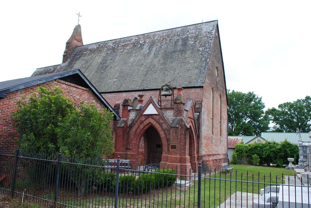 christ episcopal church bell