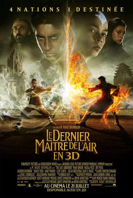 The Last Airbender Poster #4