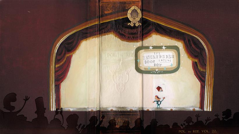 El increíble niño come libros - Oliver Jeffers 02