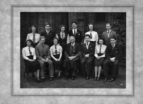Bellahouston Prefects, Ballahouston Academy
