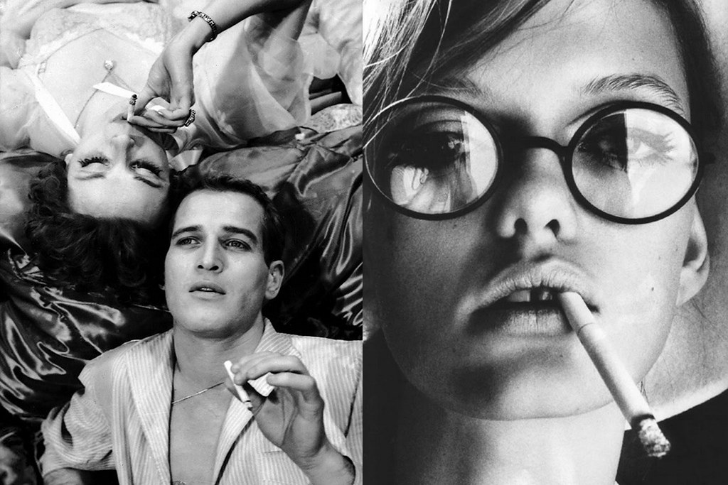 Joanne Woodward and Paul Newman, Spring in Bloom | Pomme d'Amour-Dusan Reljin for Numéro May 2005