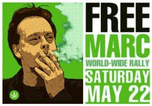 Marc Emery protest