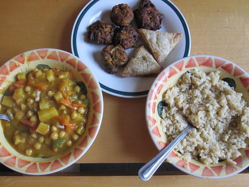 Indian for Dinner
