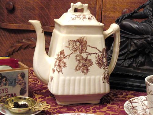 Eastlake Teapot
