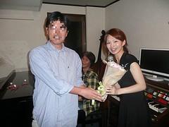 三宅奈緒子さん