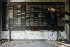 Sospensioni celebrali in estensione d'intenti (Dario Cogliati) Tags: selfportrait art abandoned arte decay digitalart dream surreal urbanexploration sogno urbex abbandono surreale haikyo oneiric ipofisi はいきょ。