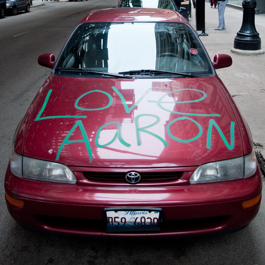 Love Aaron