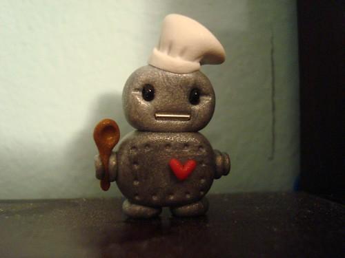 258/365 Robo Love