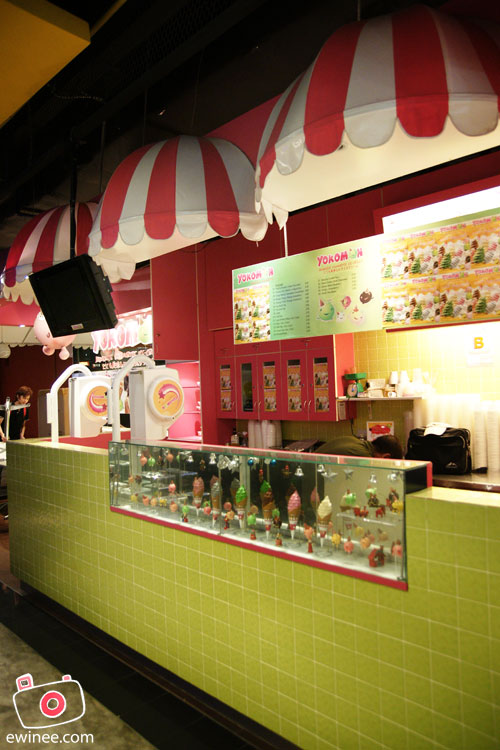 YOKOMON-SUNWAY-PYRAMID-ICE-CREAM-JAPANESE