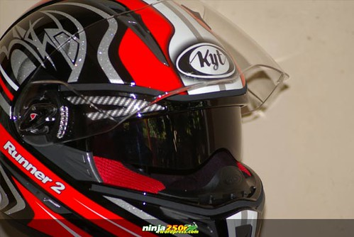 Review KYT Runner 2 Helmet
