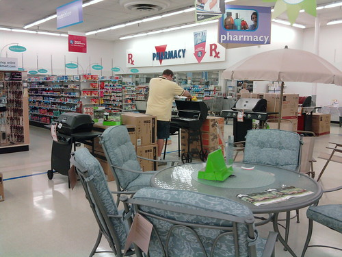 Kmart   Mason City, Iowa   Patio Furniture U0026 Pharmacy