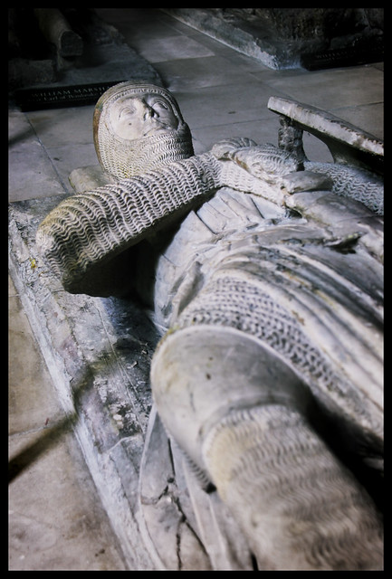 Effigy - William Marshal, Second Earl of Pembroke (died 1231)