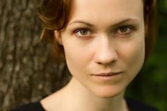 Portrait (dawolf-) Tags: portrait face naturallight headshot
