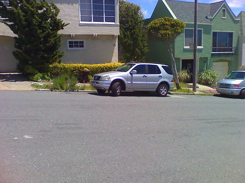 Parking Hog Alert: My Neighbors are Stupid
