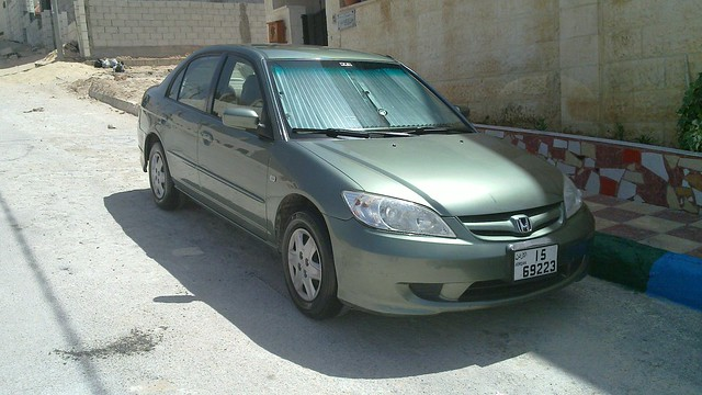 2005 honda civic lxi